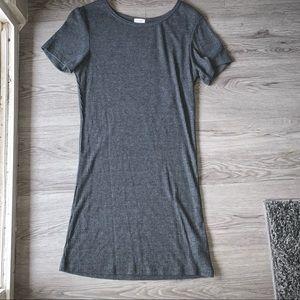Knit Grey Dress